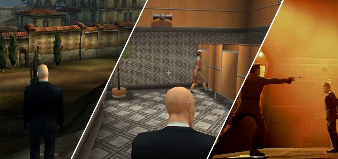 Hitman: an ode to the puzzle of the kill - GameCrash