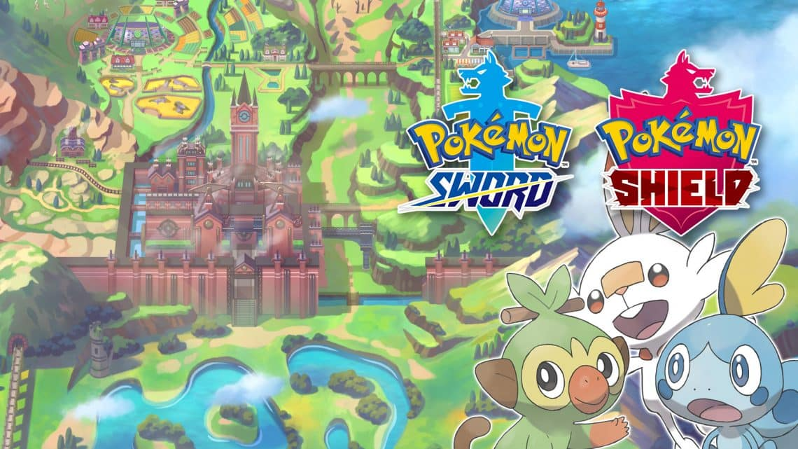 Pokémon Sword and Shield could be the best and most