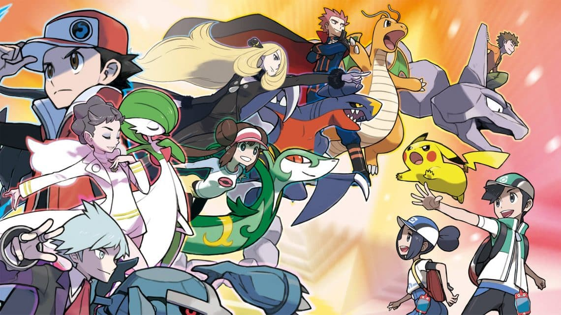 Preview: Pokémon Masters: A good game trapped in a Free To Play game's body